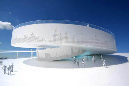 Danish Pavilion - Shanghai, China architecture