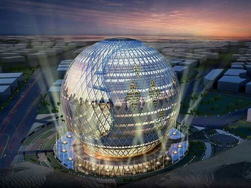 Technosphere - Dubai, UAE architecture