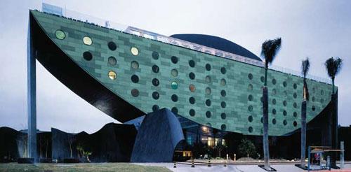 Hotel Unique - Sao Paolo, Brasil architecture