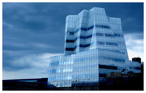IAC Building - New York, USA architecture