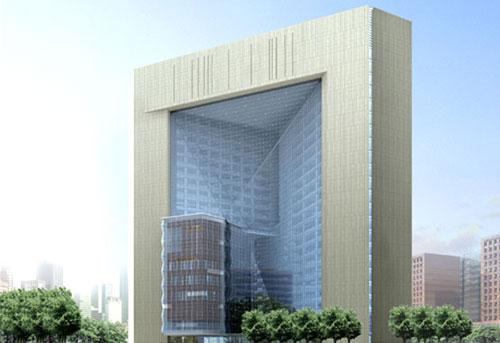 New Poly Plaza - Beijing, China  architecture