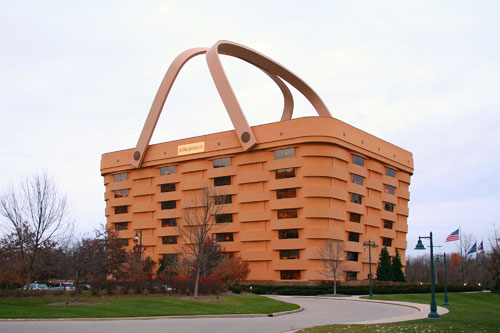 Longaberger Headquarters - Newark, USA architecture