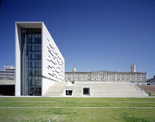 Nova University - Lisbon, Portugal architecture