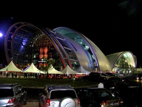 National Performing Arts Center - Port of Spain, Trinidad & Tobago architecture