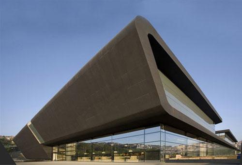 Prestige Mall - Istanbul, Turkey architecture