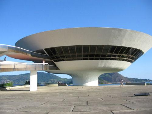 Museum of Contemporary Arts - Rio de Janeiro, brasil architecture