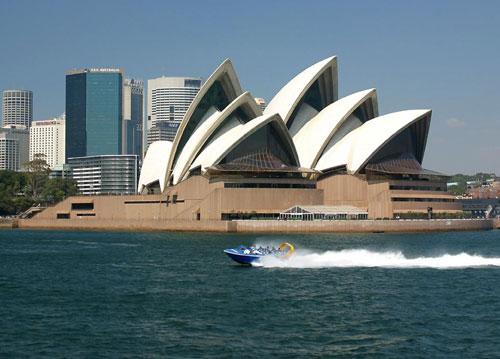 Opera House - Sydney, Australia architecture