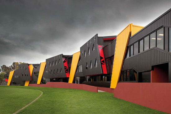 Modern Architecture Examples amazing examples of modern architecture in australia - 26 buildings