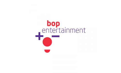 Bop Entertainment logo