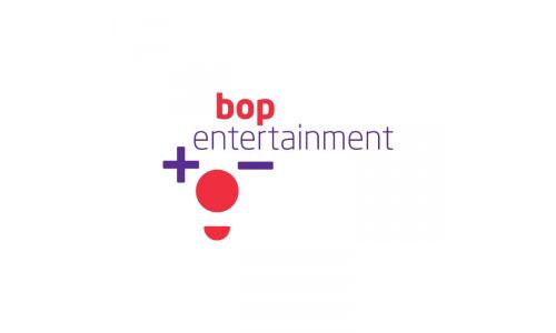 Bop Entertainment logo