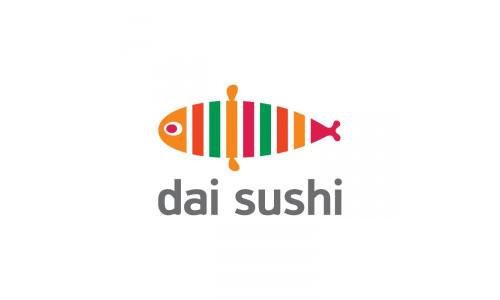 Dai sushi logo