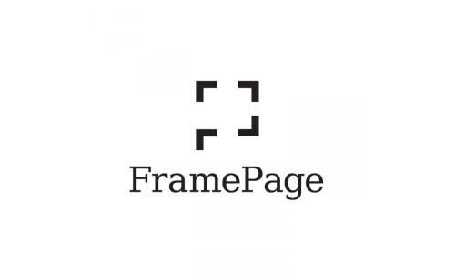FramePage logo