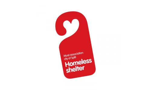 Most association, Homeless shelter logo