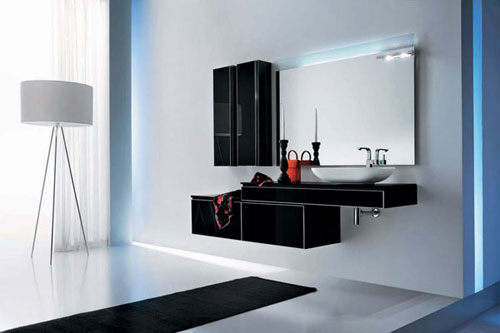Bathroom Interior Design Ideas bathroom designs take Black Bathroom Furniture On Superb Bathroom Interior Design Ideas To Follow 85