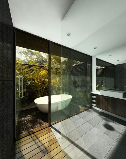 Superb bathroom design ideas to follow - interior design 20