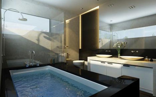 Superb bathroom design ideas to follow - interior design 22