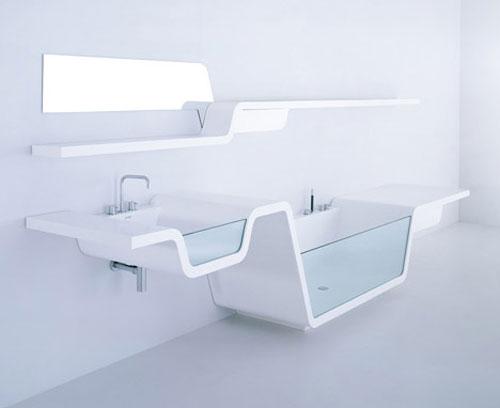 Bathroom interior design ideas to check out 85 pictures - Futuristic bathroom ideas ...
