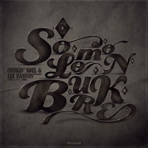 Album Illustrations 2010 Typography Example