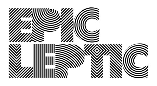 EpicLeptic Typography Example