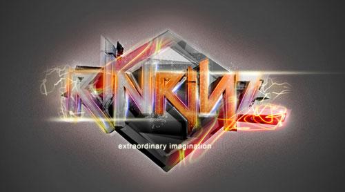 Rinrinz Typography Example