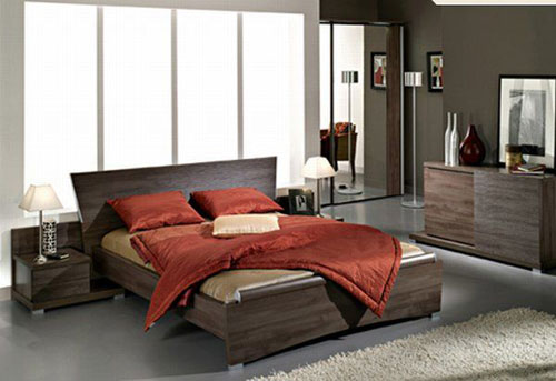 Bedroom interior design ideas tips and 50 examples for Interior design ideas bedroom furniture