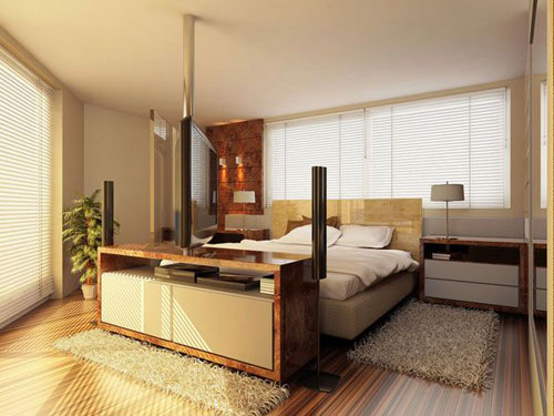 Marvelous Bedroom Interior Design 7