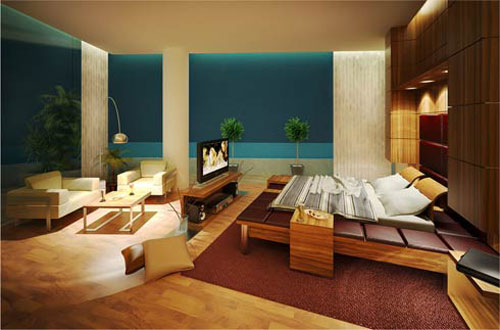 Merveilleux Bedroom 22 Bedroom Interior Design: Ideas, Tips And 50 Examples