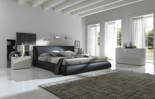 Bedroom Interior Design Inspiring Examples Of Minimal Interior Design 5  Ultralinx
