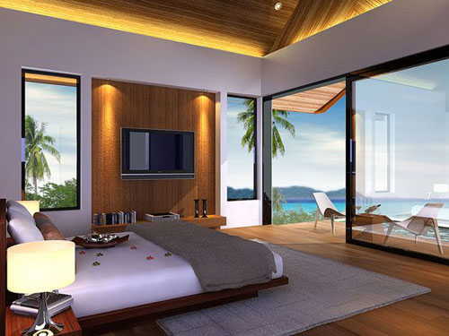 bedroom 3 how to decorate a bedroom 50 design ideas - One Bedroom House Interior Design