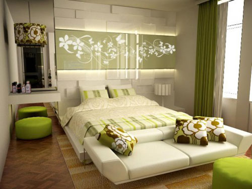 How to decorate a bedroom 50 design ideas