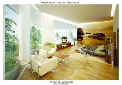 Marvelous Bedroom Interior Design 10