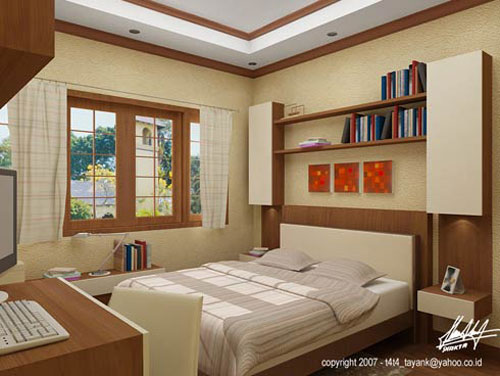 Marvelous Bedroom Interior Design 8
