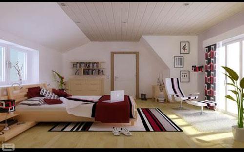 Marvelous Bedroom Interior Design 32