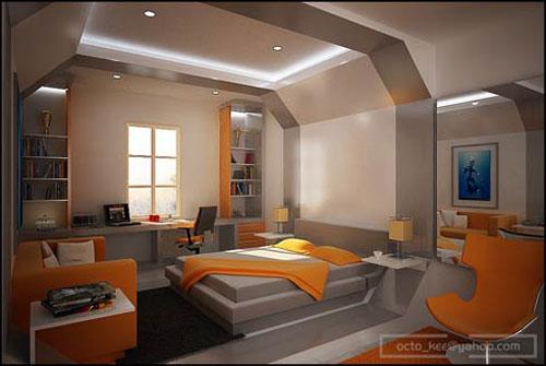 Marvelous Bedroom Interior Design 26