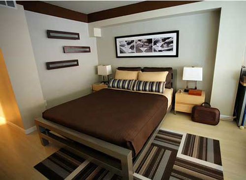 Marvelous Bedroom Interior Design 18