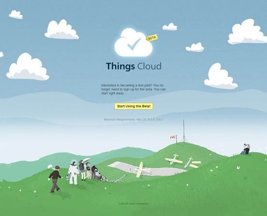culturedcode.com/beta/thingscloud Site design