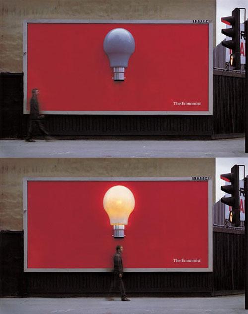 The-Economist Best billboard ads ideas - 88 creative billboards
