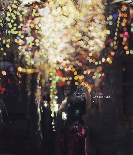 Galaxy of Bokeh Photography inspiration