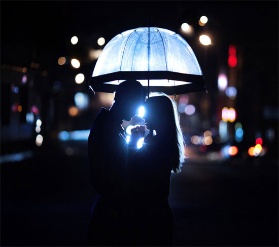 Night Scene Bokeh Photography inspiration