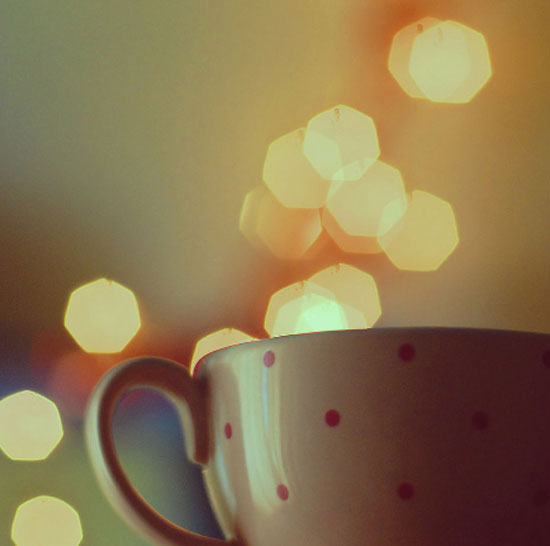 Thirsty for Bokeh Photography inspiration