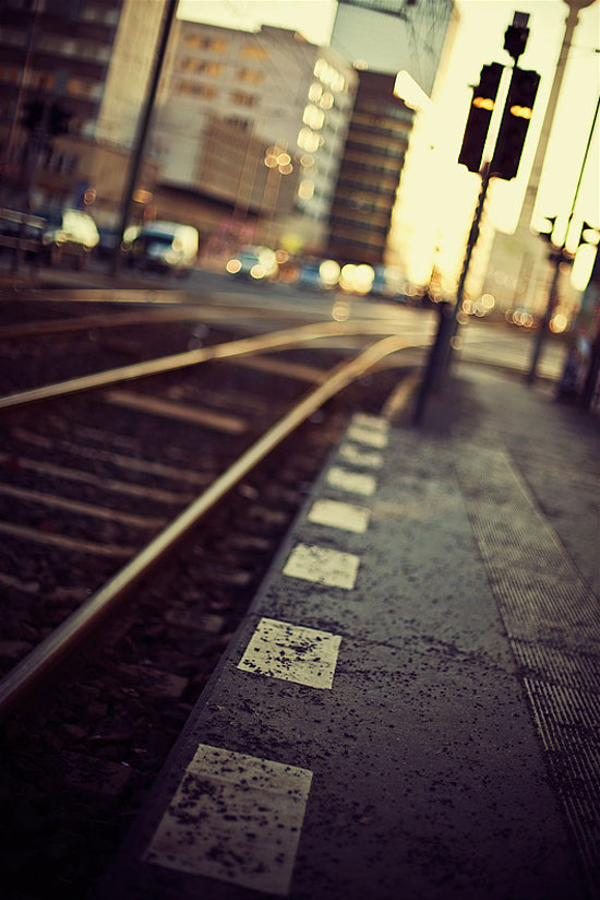 Tram Stop Photography inspiration