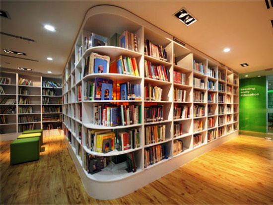 21 Unique Bookshelves inspiration