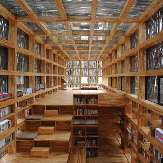 10 Unique Bookshelves inspiration