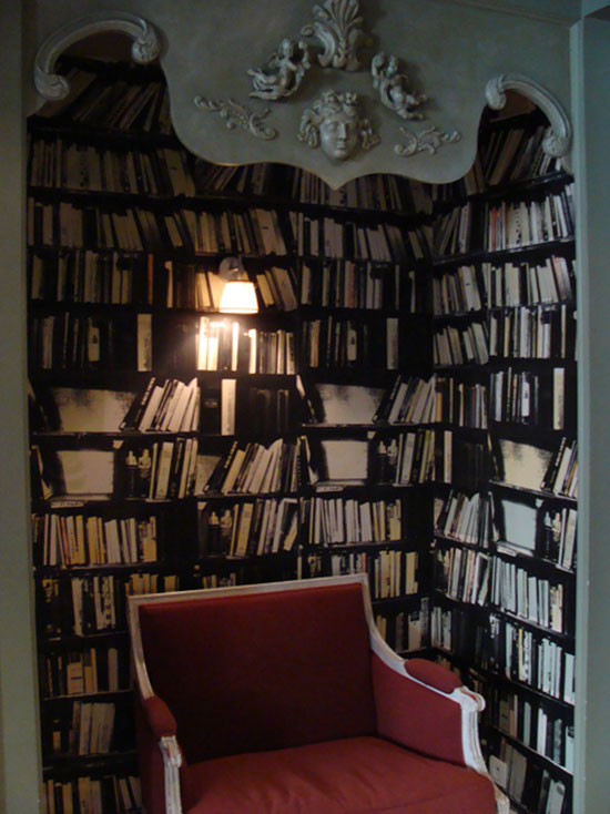 12 Unique Bookshelves inspiration