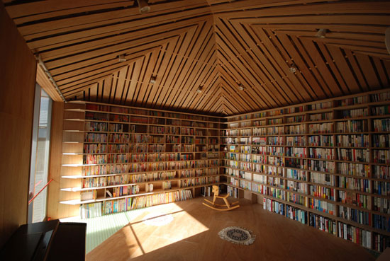 18 Unique Bookshelves inspiration
