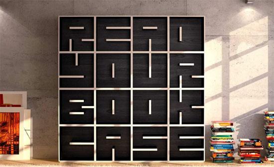 33 Unique Bookshelves inspiration