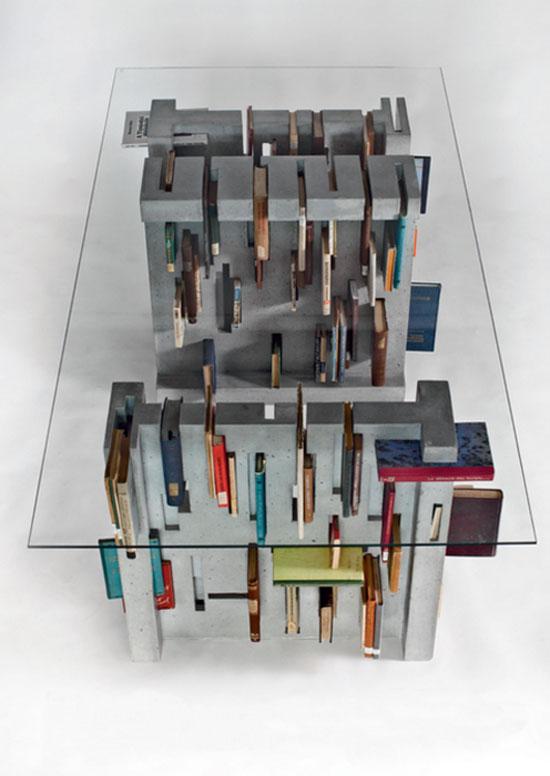 26 Unique Bookshelves inspiration