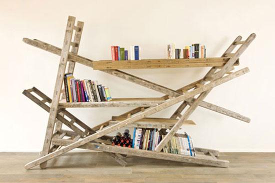 35 Unique Bookshelves inspiration