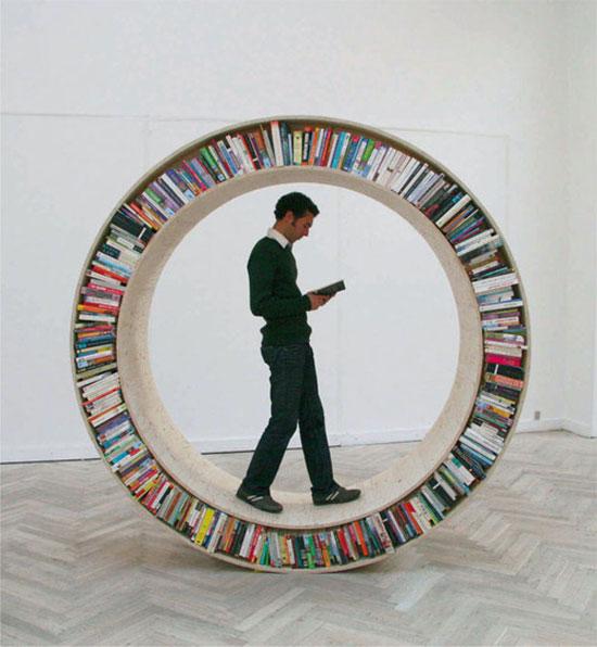 23 Unique Bookshelves inspiration
