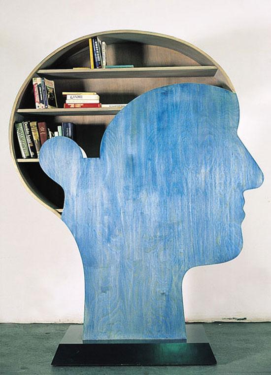 13 Unique Bookshelves inspiration